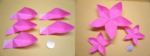 ハート 折り紙 折り紙ロケットの折り方 : divulgando.net